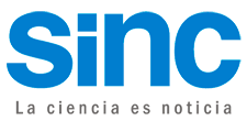 Logo to SINC's blog. Also serves a link to it.