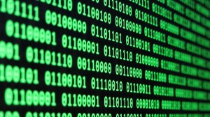 Featured Image. Sample of a binary code (0 & 1)
